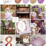 17 - Elizabeth Andres Designs - Mood Board- Copper Lavender  Kraft-01
