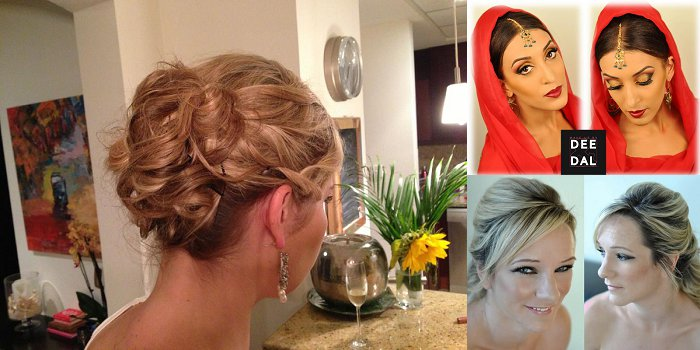 Dee and Dal Hair and Make-up styles