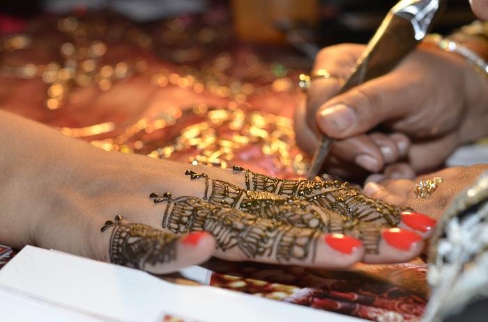 Henna Painting By Vandana Makar