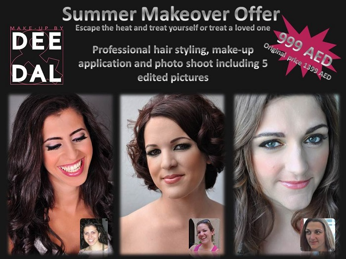 Makeup Artist Dubai