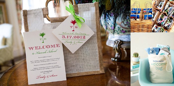 Destination wedding welcome bags junglespirit Image collections