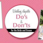 Wedding Etiquette BG-01