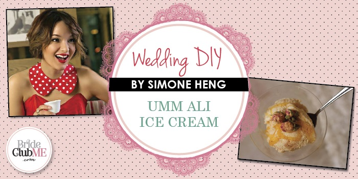 Wedding DIY recipe