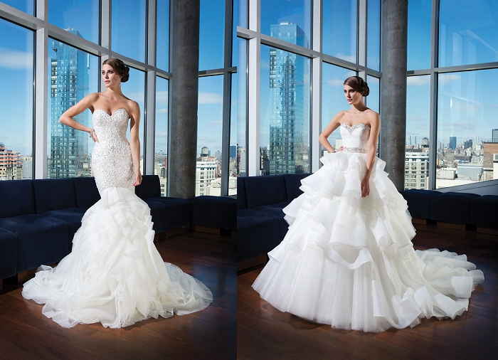 Bridal Spring 2014 Collection | Justin Alexander – Now available at ...