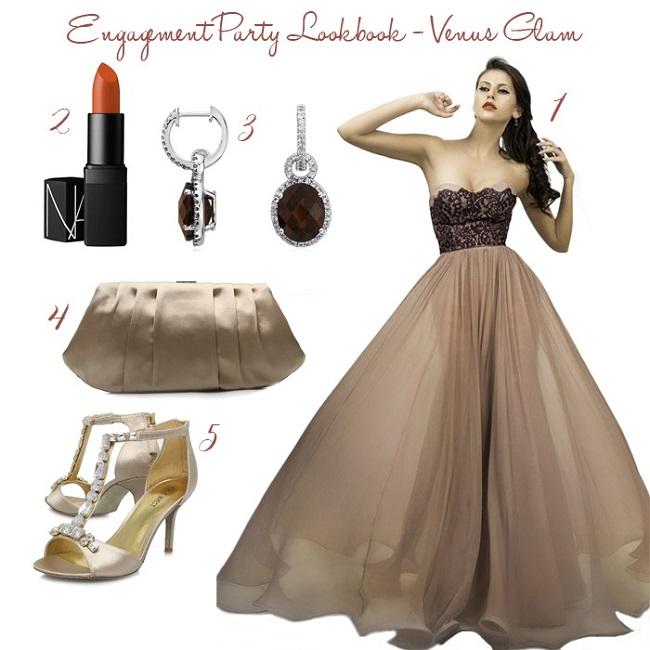 Above 1 The Venus Dress Available At Contessa Dubai