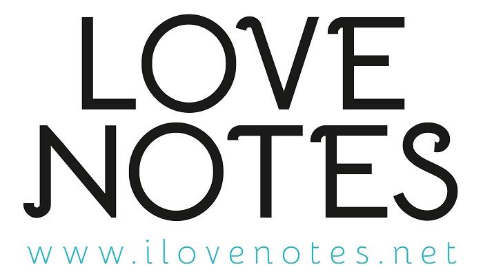 I love notes