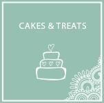 Bride Club Me: Vendor Category - Cakes, Sweets N Treats