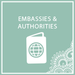Bride Club Me: Vendor Category - Local Embassies & Authorities