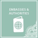 Bride Club Me: Vendor Category - Local Embassies & Authorities