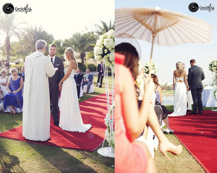 A British Expat Wedding in Dubai | Video Highlights