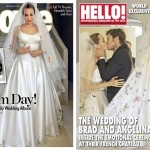 Angelina Jolie wedding