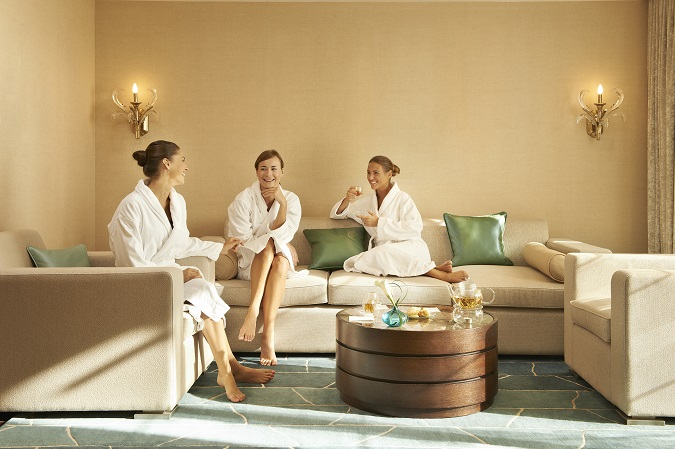 Review: Bridal De-Stress|Willow Stream Spa, Fairmont The Palm