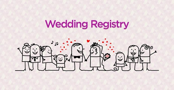 Cash Wedding Gift Registry : ... wedding Pro Mr. Abed Bibi, Co-Founder & Partner at You Got a Gift