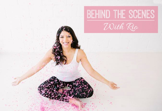 Behind The Scenes with Bride Club ME {Rio's monthly round up}