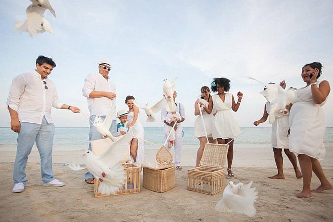 Keep Calm, It's A Destination Wedding In Thailand