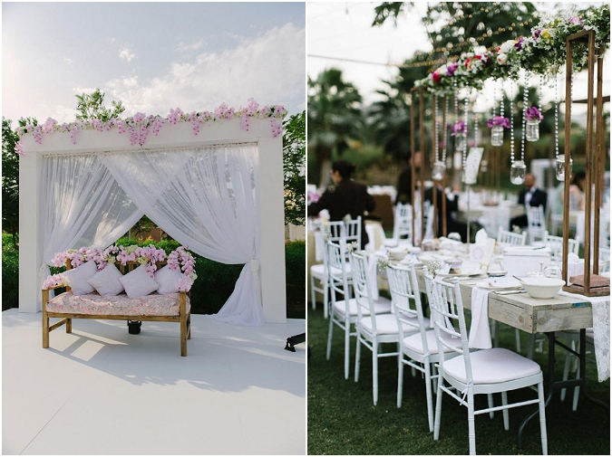 Love Latch: Romantic Wedding At The The Ritz Carlton Abu Dhabi