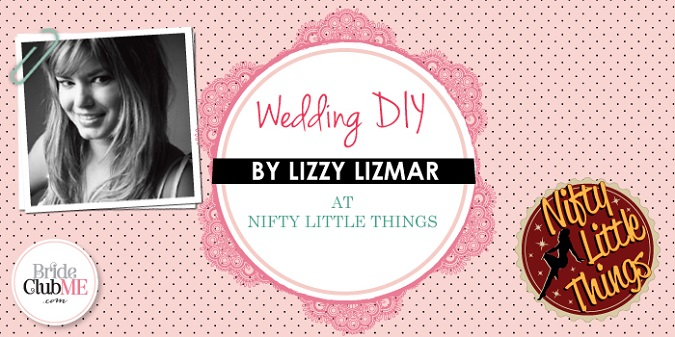 Wedding DIY | DIY frame giveaway by Nifty Little Things