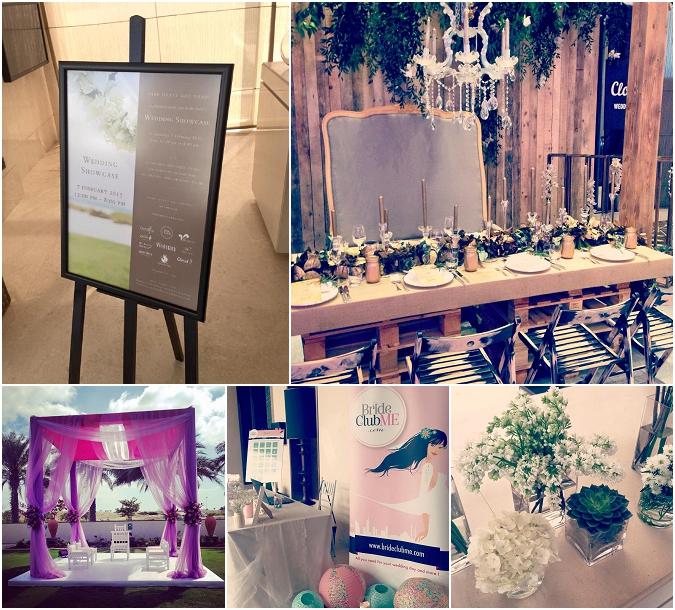 Park Hyatt Abu Dhabi wedding fair 2015