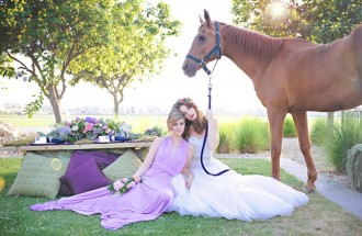 INTERVIEW: Get to know the wedding Pro | Kholoud Asha at the Dubai Polo & Equestrian Club