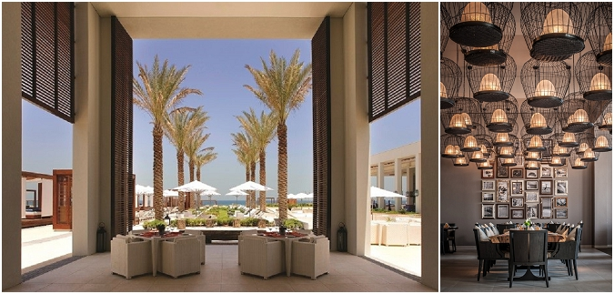 Safina Saadiyat Beach club