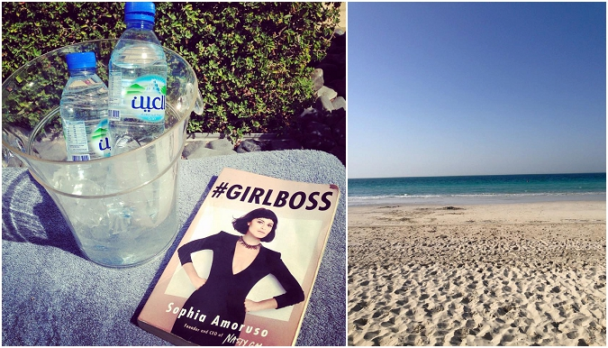 #Girlboss_beach_read
