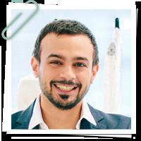 Mohammad Al Haj - Bride Club ME Expert Panel Member