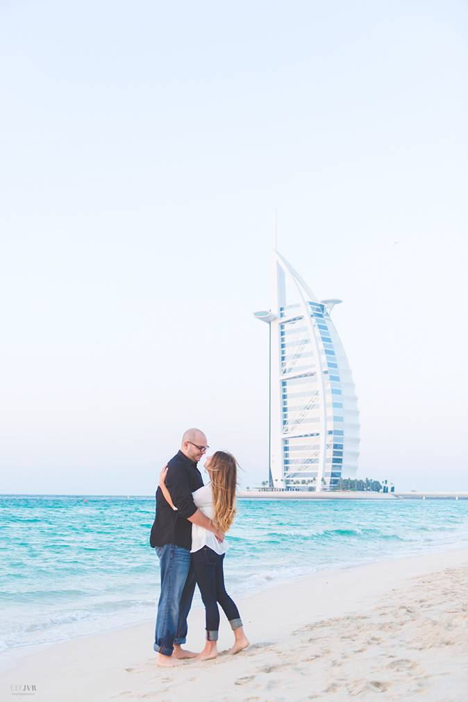 LIZJVR PHOTOGRAPHY, DUBAI WEDDING PHOTOGRAPHY, UNITED ARAB EMIRATES (BEACH ENGAGEMENT - STEPAHNIE & ALEX).16
