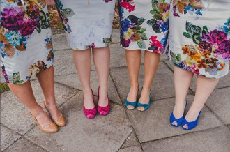 Diary Of Real Bride  Bridesmaids, Maid to match? Not necessarily!