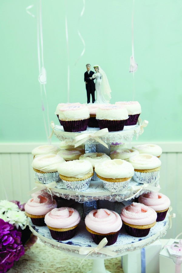 Magnolia Bakery Wedding Cakes In Dubai