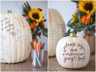 6 Creative Ways To Use Pumpkins On Your Wedding Day