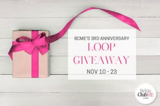 Bride Club ME's 3rd ANNIVERSARY Loop Giveaway **COMPETITION CLOSED**