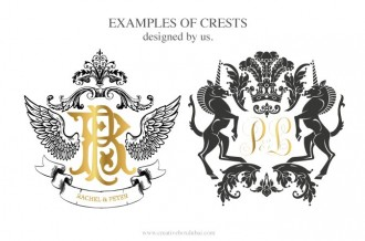 Creative Box | Creating Your Very Own Wedding Crest