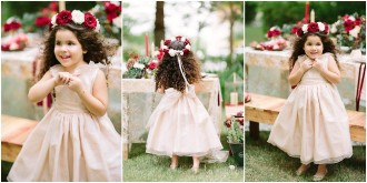 An 'Enchanted Garden' styled shoot with Jive Events, Dubai