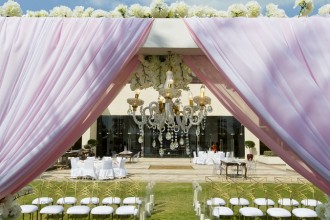 A Look Back at Park Hyatt Abu Dhabi, Wedding Showcase 2016