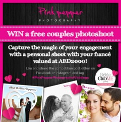 **COMPETITION CLOSED** WIN A Couples Shoot With Pink Pepper Photography {Valentines}