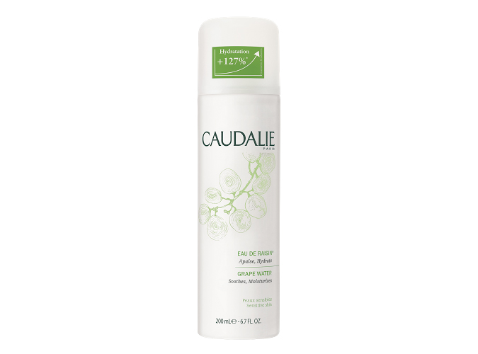 1.Caudalie Grape Water