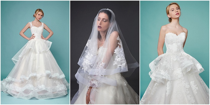 Dubai Bridal Boutique Esposa launches Couture and Plume Collections