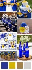 Wedding Colour Scheme – Bride Club ME's Pick of The Week {Blue & Sunshine Yellow}