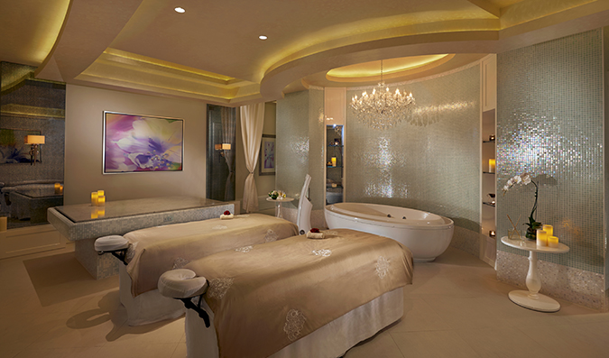Waldorf Astoria Dubai May 2014 Couples Spa