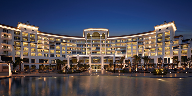 Waldorf Astoria Dubai May 2014 Exterior 5