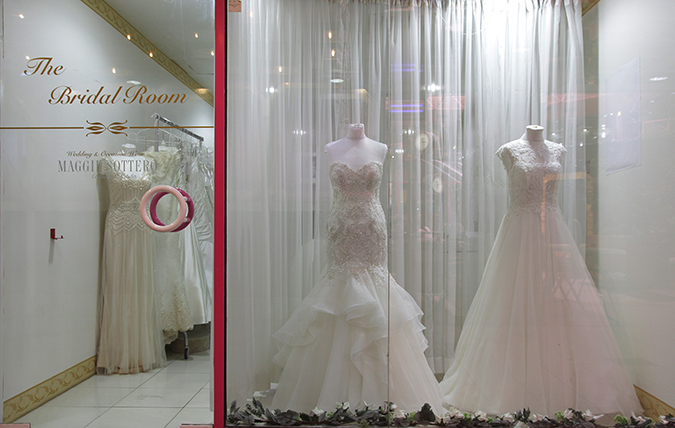 The Bridal Room Dubai