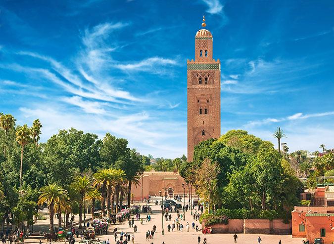 06. Marrakech