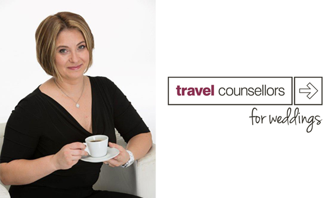 Above: Ramona Rusu, Travel Counsellor at Ramona Rusu @ Travel Counsellors