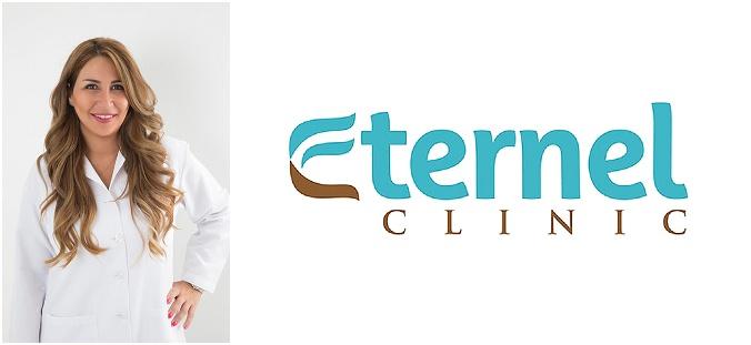 Dr. Malda Al Daoudi, Aesthetic Dermatologist at Eternel Clinic
