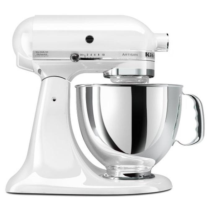kitchen-aid-white-artisan-mixer