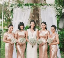 Five Festive Weddings & Styled Shoots From Around The World