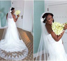 A Nigerian Destination Wedding In Dubai: Grace and Awongo