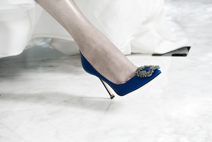 Put Your Best Foot Forward: Wedding shoes advice for Dubai brides