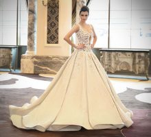 The Ajman Palace Hotel Wedding Fair: An Exclusive Unveiling Of Walid Atallah's Spring/Summer 2017 Bridal Collection