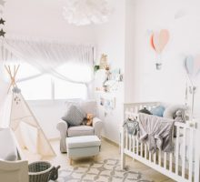 Baby Club ME: Project Nursery – The Makeover! Rio's Baby Journey After Marriage